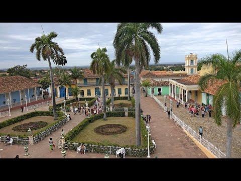 Trinidad, Cuba in 4K (Ultra HD)