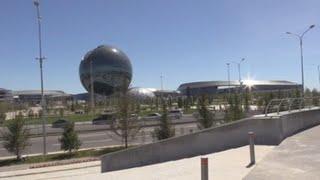 Astana celebrates its 20th anniversary as Kazakhstan