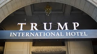 Trump Hotel in Washington hikes drink prices — again