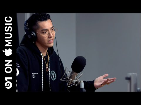 Kris Wu and Zane Lowe on