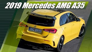 2019 Mercedes AMG A35 4Matic Overview