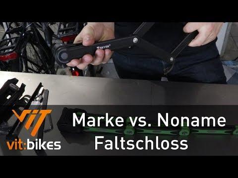 Marke vs. Noname - Faltschlösser - vit:bikesTV 186