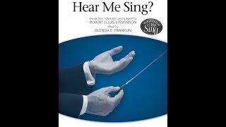 Love, Do You Hear Me Sing? - by Glenda E. Franklin