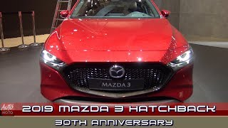 2019 Mazda 3 Hatchback Revolution - Exterior And Interior - 2019 Automobile Barcelona
