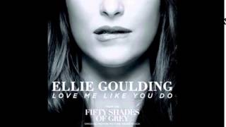 Ellie Goulding   Kiss Me Like You Do ( Movie Version)