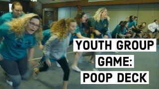 Youth Group Game: Poop Deck