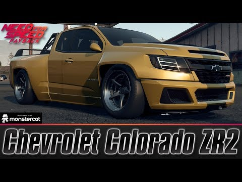 Need For Speed Payback: Chevrolet Colorado ZR2 Race Build | SCREW THIS V6 GIVE ME DIESEL
