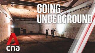 What lies deep beneath Singapore? | Going Underground | Full Episode