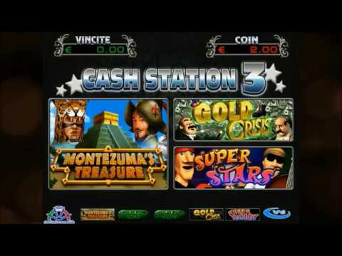 Video gameplay Cash Station 3