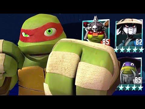 Ninja Turtles Legends PVP HD Episode - 527 #TMNT