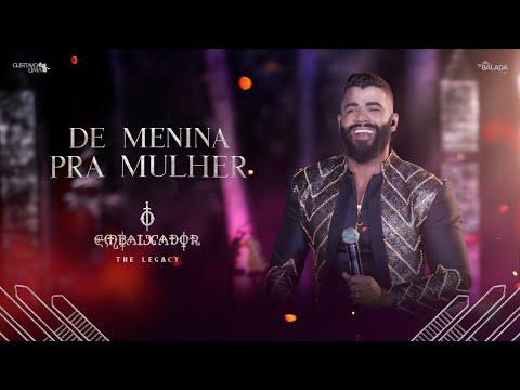 Gusttavo Lima - De Menina Pra Mulher