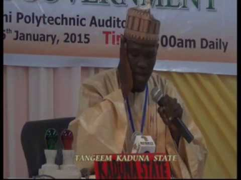 2015 Nigerian Musabaqa: Tangeem Male Category. Part One