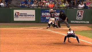 National Pro Fastpitch Highlight Footage