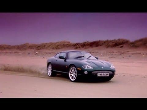 Sandblast Challenge: BMW 6 Series vs Porsche 911 vs Jaguar XKR