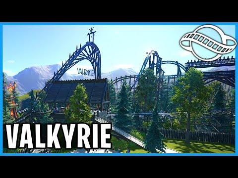 Valkyrie - Journey to Valhalla! Coaster Spotlight 808: Planet Coaster