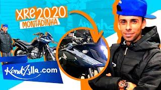 Moto Montadinha: Todas as Modificações na XRE 2009 para 2020
