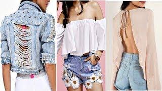 Простые лайфхаки с одеждой, DIY Clothes Life Hacks # 8