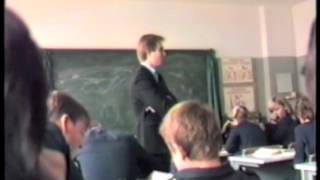 Урок литературы 1985 год в школе 3