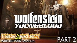 Wolfenstein: Youngblood - The Dojo (Let's Play) - Part 2