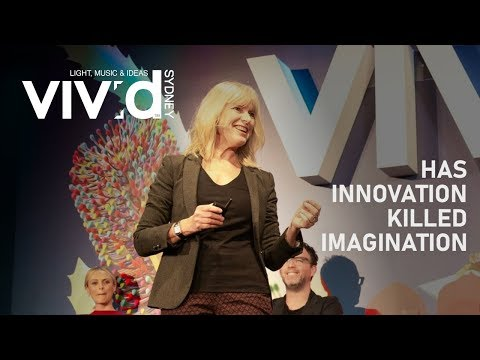 Keynote talk: Has Innovation Killed Creativity? (Vivid Sydney)