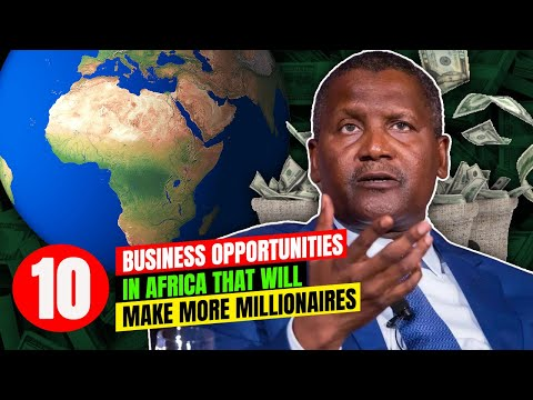 , title : 'Top 10 Business Ideas and Opportunities In Africa That Will Make More Millionaires