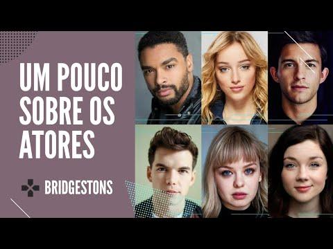 OS BRIDGERTONS / UM POUCO DE ALGUNS ATORES