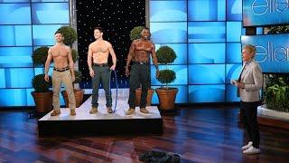 Ellen's Gardener Competition