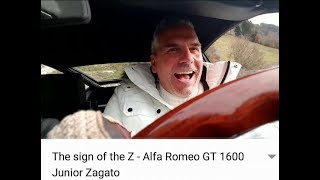 The sign of the Z, Alfa Romeo Junior Zagato