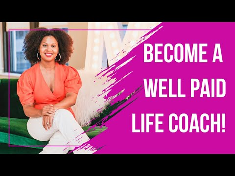 How to Become a Life Coach + Start a Profitable Coaching Business from Scratch