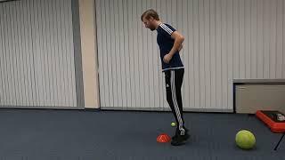 Fußball Technik 5 (4-7 Jahre)