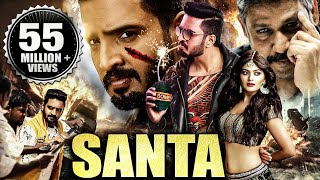 Santa (2021) NEW RELEASED Full Hindi Dubbed South Indian Movie | Santhanam, Vaibhavi Shandilya