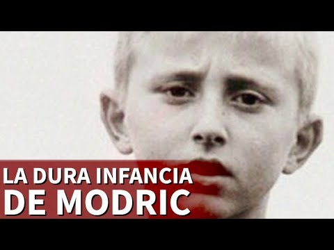 La dura infancia de Modric marcada por la Guerra de Croacia | Diario AS