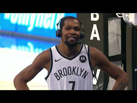 Kevin Durant Talks James Harden Trade to Nets | January 13, 2020-21 NBA Season