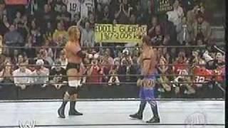HHH Tribute To Eddie Guerrero