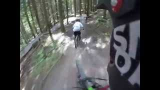 preview picture of video 'Bikepark Semmering Juni 2014'