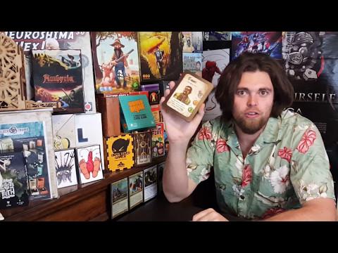 Gomorraland - Card Game Walkthrough/Review