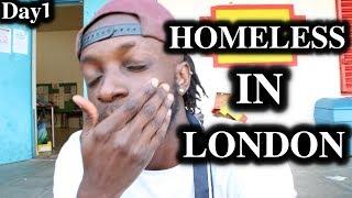 London Hacks - Homeless In London | Day1