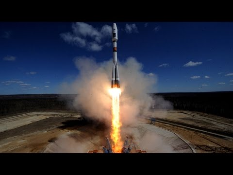 Russia makes second historic rocket launch attempt