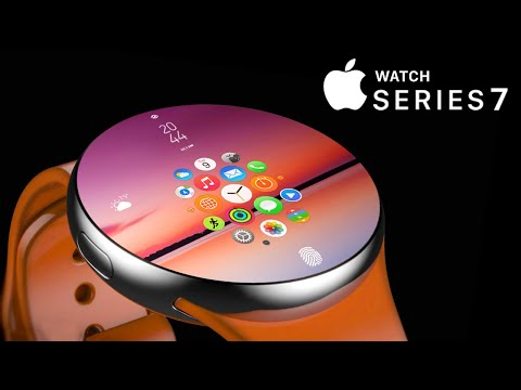 Apple Watch Series 7 - Will Be Circular!!