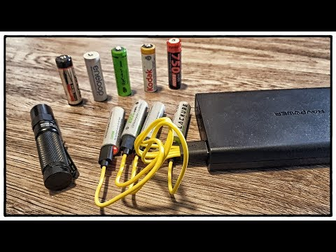 Blackube (GT1700M+) 1.5 Volt AA Lithium USB Akkus (1700 mAh / 2550 mWh)