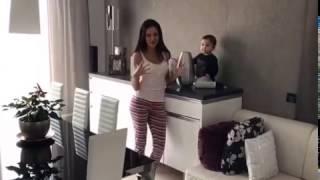 Ruxandra Luca testeaza Robotelul care face curatenie singur