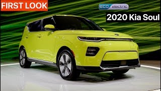 2020 Kia Soul EV, GT, X-Line - FIRST LOOK
