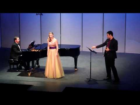 """Let the Bright Seraphim"" by Handel from Samson