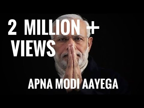 APNA MODI AAYEGA | Official Rap Song |  Narendra Modi
