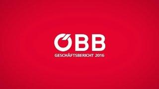 ÖBB Geschäftsbericht 2016