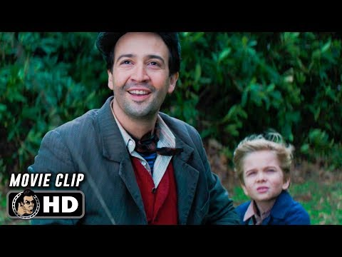 MARY POPPINS RETURNS Clip - Arrival (2018) Emily Blunt