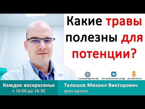 Повышение потенции медицинские лекарства