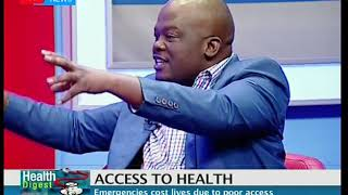 Health Digest:Access to health-part two