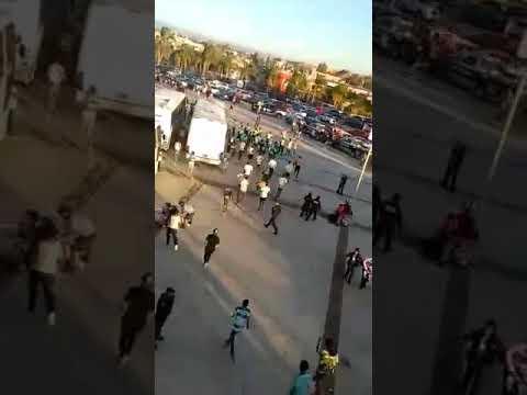 La komun de santos corre a la guerrilla en su cancha #SLP