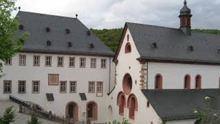 preview picture of video 'Kloster-Eberbach, Rheingau (HD)'